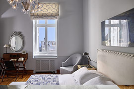 Deluxe Double Room with sea view - Ploes Boutique Hotel